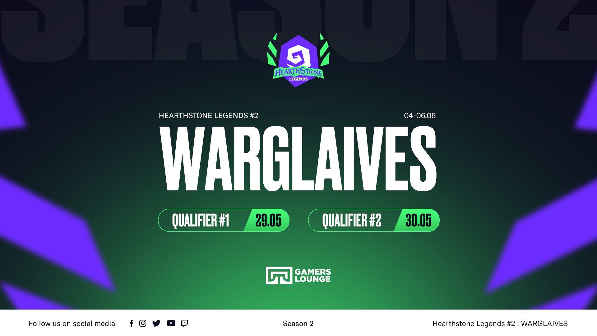 "HSL: Warglaives – Open Qualifiers: Συμπληρώθηκε το ""παζλ"""